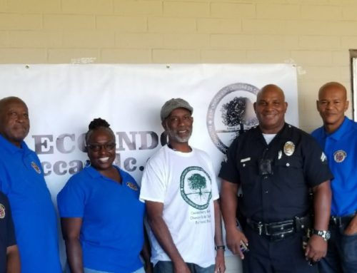 Backpack Giveaway Blesses Students