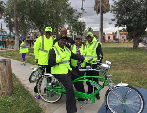 Central Community Takes to Biking