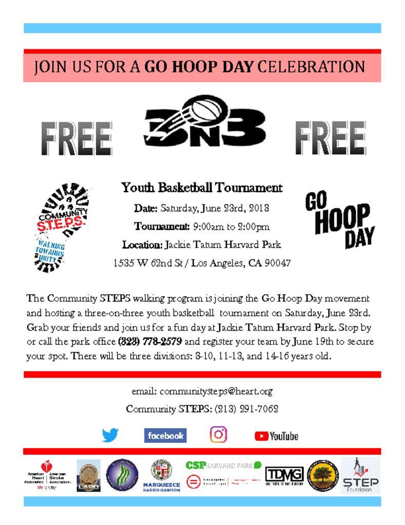 thumbnail of Invite-Go Hoop Day