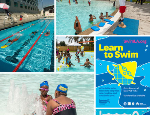 Learn to Swim: L.A. City Expands Affordable SwimLA Program for Kids!