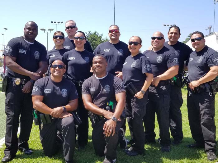 CSP Officers