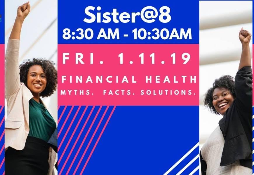 Black Women's Financial Health Meeting