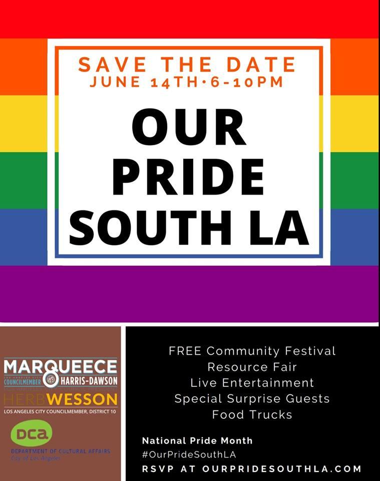 Our Pride South LA