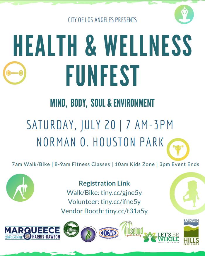 Health & Wellness Funfest