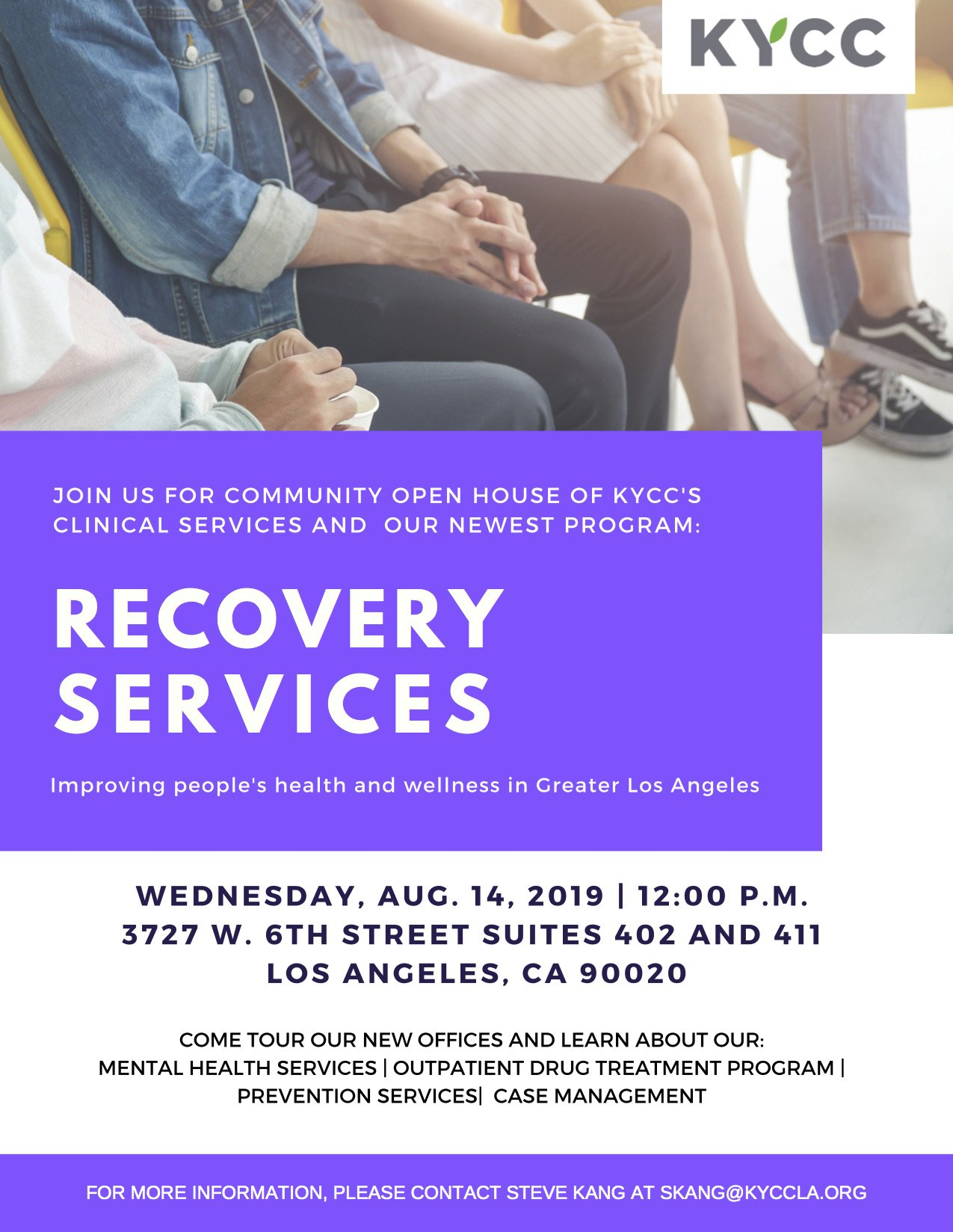 KYCC Recovery Services