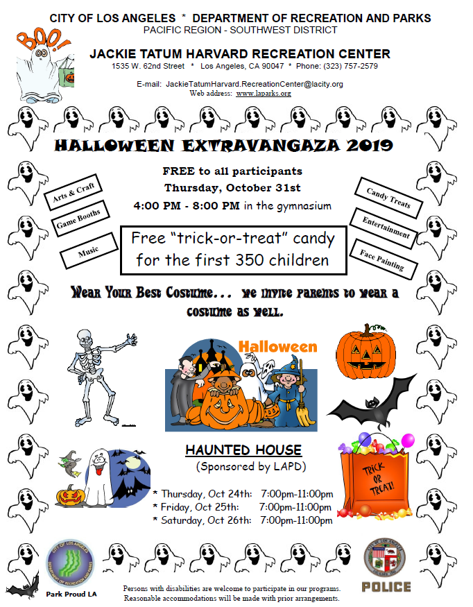 Haunted House & Halloween Extravaganza