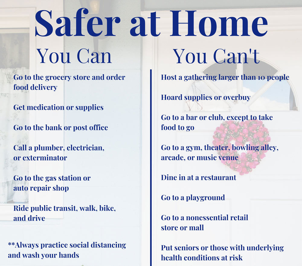 Safer at Home