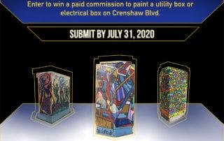 Crenshaw Mini Mural Contest